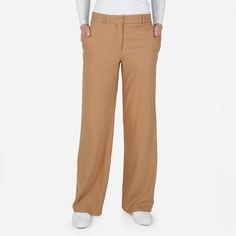 Everlane | The Premium Wool Flannel Full Leg Pant