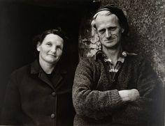 Mr and Mrs Corlett, Ballakilleyclieu (Isle of Man Portfolio) 1973 http://www.britishphotography.org/artists/18775/e/2095/chris-killip-chris-killip-isle-of-man-portfolio-1973