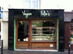 Vegan Folies - Pastries 100% vegan | 53 rue Mouffetard - 75005 Paris