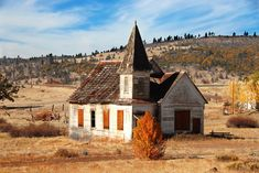 Abandoned places in Oregon