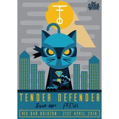 "176 Records & Shows on Twitter: ""TENDER DEFENDER TONIGHT…"