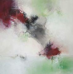 Abstrakt Kunst auf Leinwand. 80 x 80 cm. #abstraktekunst #acrylmalerei #abstrakt #kunst