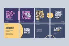 Instagram Feed Layout, Instagram Design, Instagram Blog, Instagram Posts, Social Media Template, Social Media Design, Event Poster Template, Design Thinking Process, Web Design