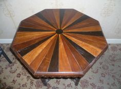 Beautiful Antique Specimen(wood),occasional Table