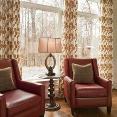 Living Room - Click to see the entire Grenata Project - Lauren Nicole Designs - Interior Design in Charlotte, NC - www.laurennicoleinc.com
