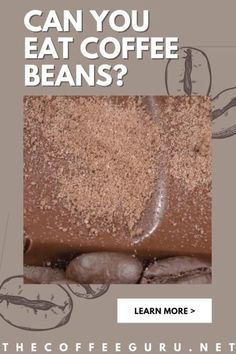 What do you do when your mind tells you to eat coffee beans? Do you eat the coffee bean or no? Learn about whether you can eat coffee beans today! #canyoueatcoffeebeans #coffeebeans #chocolatecoffeebeans #espressocoffeebeans Types Of Coffee Beans, Fresh Coffee Beans, Arabica Coffee Beans, Coffee Type, Best Coffee, Chocolate Coffee Beans, Coffee Facts, Coffee Health Benefits, Did You Eat
