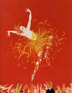 Erte the Firebird