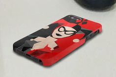 harley quinn iPhone case 4S,i5,5S,i6,6 plus,S3,S4,S5,Note 3/4