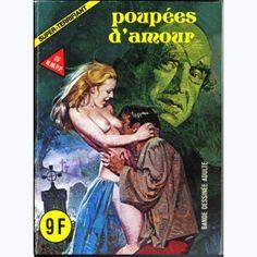 Super-Terrifiant : n° 11, Poupées d'amour