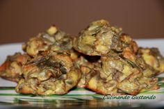 Le polpette di carciofi al forno sono un antipasto o contorno molto saporito delicato e leggero per la semplicità degli ingredienti e della cottura.
