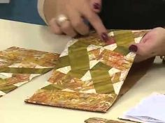 Patchwork com Ana Cosentino: Carteira em Patch (Programa Arte Brasil 11/...