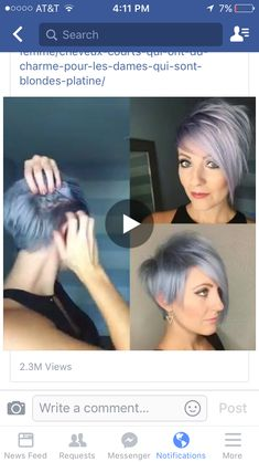 Christy Brimberry Pixie Haircut Short Funky Hair Haircuts