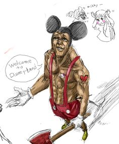 Mickey Mouse in real life by jijasddd on DeviantArt