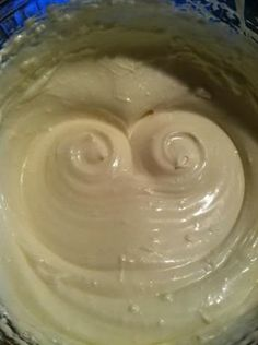 Cinnamon Roll Icing - I like a different icing for my cinnamon rolls. This one is really wonderful