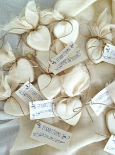 Γαμος σαπουνακια