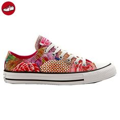 Converse Chuck Taylor All Star Digital-Blumen Ox-Basketball-Schuh (*Partner