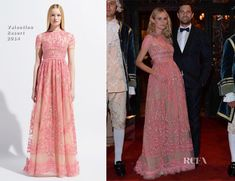 Diane Kruger In Valentino – Valentino Ball - Red Carpet Fashion Awards