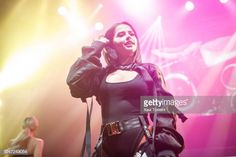 Becky G performs in concert at Razzmatazz during Vodafone Yu Music Shows on October 2018 in Barcelona, Spain. Get premium, high resolution news photos at Getty Images G Photos, Becky G, Barcelona, Concert, Music, Musica, Musik, Barcelona Spain, Concerts