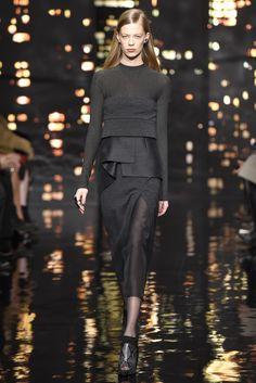 Donna Karan RTW Fall 2015 - Slideshow - Runway, Fashion Week, Fashion Shows, Reviews and Fashion Images - WWD.com