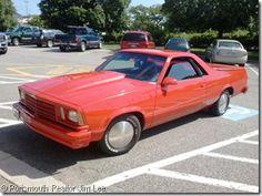 This Chevrolet El Camino is one fine looking ride.