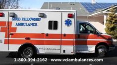 New Ambulance Delivery by VCI to Good Fellowship 16222 2014 Horton Conce... VCI Emergency Vehicle Specialists and Gregory Amato delivered (1) of (2) 2014 Horton Concept 3 GMC G4500 ambulances to Good Fellowship in PA on December 5, 2014.  See all details about this delivery at, http://vciambulances.com/deliveries/new-vehicles/2014-deliveries/2014-good-fellowship-ambulance-2014-horton-16222