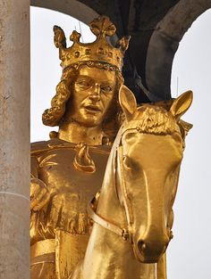 """Otto I, was a German king from 936 and Holy Roman Emperor from 962 until his death in 973. He defeated the Magyars at the Battle of Lechfeld in 955, thus ending the Hungarian invasions of Western Europe. The victory against the pagan Magyars earned him a reputation as a savior of Christendom. The patronage of him and his immediate successors facilitated a so-called """"Ottonian Renaissance"""" of arts and architecture. Otto was crowned Holy Roman Emperor in 962 by Pope John XII in Rome."""
