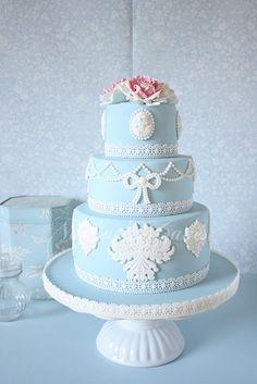 Birthday 2011 by Nadine's Cakes & My little white home, via Flickr