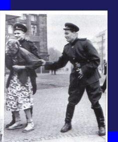 All russian soldiers rape german women