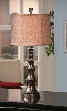Orlo Table Lamp Bronze Finished Resin Table Lamp Rust Woven Fabric Shade Max Wattage Bulb x x Shade Inches Table Lamp Inches x x Table Lamp Crestview Collection, Lamp Shade Store, Transitional Wall Sconces, Resin Table, Table Lamp Sets, Cool Floor Lamps, Modern Rustic Interiors, Fabric Shades