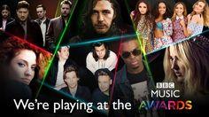 Los performers de los BBC Music Awards