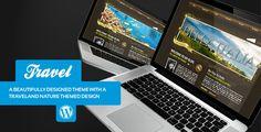 World Traveler Wordpress • Download theme ➝…