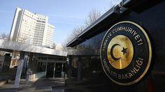 Türkiye Bağdattaki terör saldırısını şiddetle kınadı