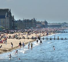 Portobello Edinburgh's seaside
