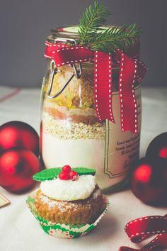 gasztroajandek Gourmet Gifts, Xmas, Christmas, Panna Cotta, Muffin, Presents, Sweets, Cookies, Cake