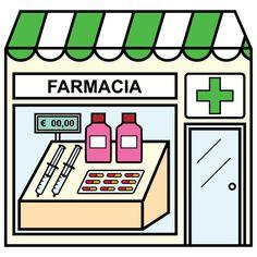 Pictogramas ARASAAC - Farmacia.