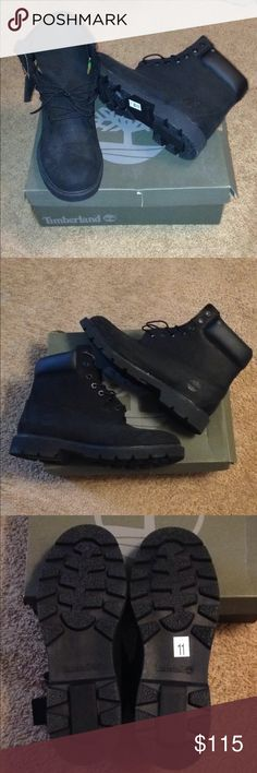 Timberland 6 inch boots NWOT Timberland 6inch waterproof boots comes with the box , these boots have never even touched my feet Timberland Shoes Boots