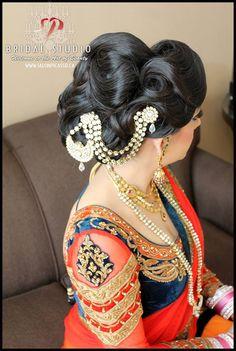 indianbazaar: Hair and Makeup: Salon Picasso Bridal Studio