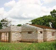 28 Ideas De Ecodomo Casas De Adobe Casas De Tierra Casas Ecologicas