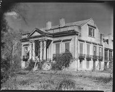 [Plantation House, Louisiana] 1935