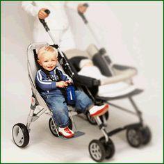 Ideas para llevar al hermanit@: Kid-Sit, BuggyPod y Twoo - DecoPeques
