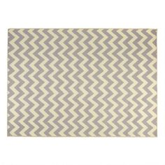 One of my favorite discoveries at ChristmasTreeShops.com: 5�x7� Chevron Indoor Area Rug