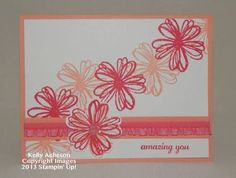 scribble this stampin up - Google Search