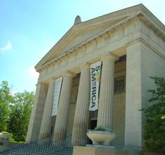 Visit the Cincinnati Art Museum, free admission (although you have to pay for parking).