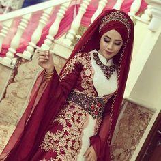 "Instagram'da Asmin Moda: ""❤️"" Bridal Dresses, Designer Dresses, Weddings, Instagram, Womens Fashion, Style, Arab Bride, Pictures, Bride Dresses"