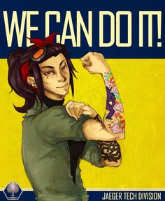 PPDC We Can Do It! by SteamDog
