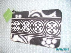 Vera Bradley NWT Opera Wallet Night and Day. Starting at $15 on Tophatter.com!