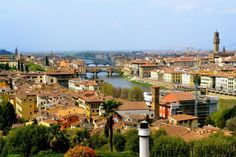 Florence, Italy!