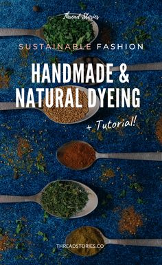 Handmade Dyeing: the Craft of Eco Printing with Natural Dyes. A key ancient technique for the future of Sustainable Fashion. What is Eco Printing and How to create Natural Dyes? Sustainable Fabrics, Sustainable Clothing, Sustainable Fashion, Art Journal Techniques, Textiles Techniques, Ethical Fashion Brands, Diy On A Budget, Sustainability, Diy Tutorial
