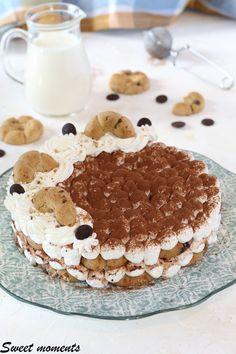 #torta #bucaneve #biscotti #bucanevecake #fooblogger #foodblog #gialloblog #giallozafferano #nutella #cioccolato #biscotti Best Italian Recipes, Dolce, Biscotti, Nutella, Tiramisu, Grande, Anna, Dessert, Group