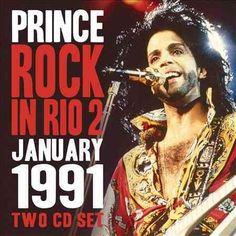 Prince - Rock in Rio 2